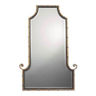 Pagoda Style Mirror