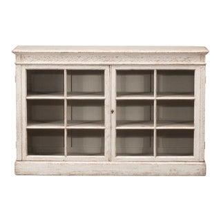 Sarreid Ltd Glass Front Sideboard Cabinet