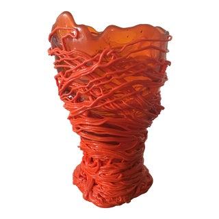 Gaetano Peace Orange Vase