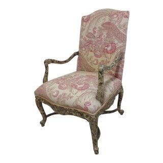 Vintage Baker Lounge Armchair