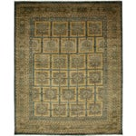 """Image of Khotan Hand Knotted Area Rug - 8'1"""" X 9'9"""""""