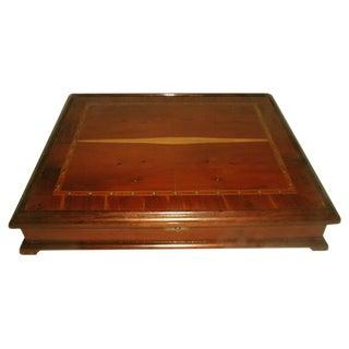 English Traditional Coin Collector Box