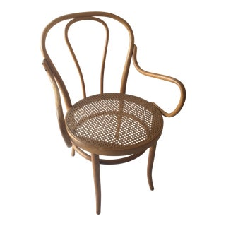 Thonet Style Bentwood Chair