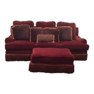 Taylor King Theatre Sofa