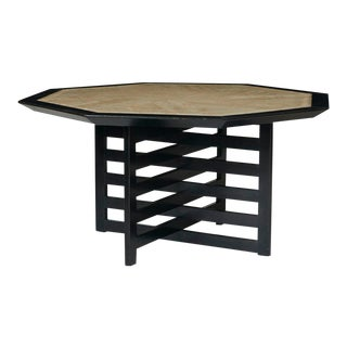 Harvey Probber Octagonal Dining Table