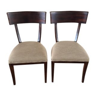 Milling Road Dining Chairs - A Pair