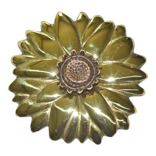 Sunny Sunflower Door Knocker