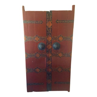 Antique Chinese Wooden Gate Doors - a Pair