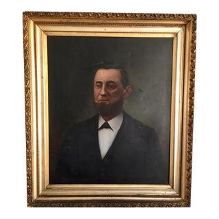 19th Century Victorian Portrait Painting
