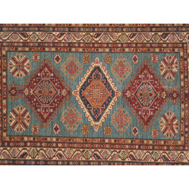 Leon Banilivi Super Kazak Carpet - 6' X 4' - Image 3 of 5
