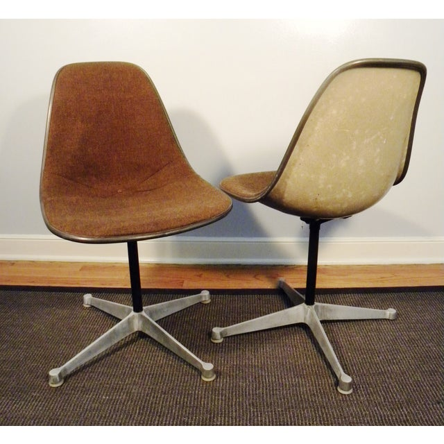 Vintage Mid-Century Herman Miller Chairs - A Pair - Image 7 of 9