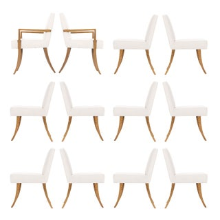 Set of 12 T. H. Ronsjohn-Gibbings Dining Chairs