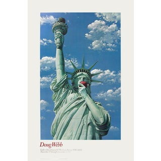 Doug Webb-Miss Liberty-1981 Poster