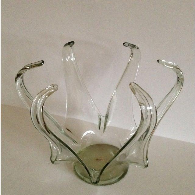 Vintage Art Glass by LA Mediterranea Made in Spain - Image 2 of 6