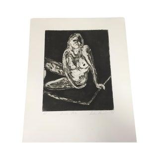 Linda Pericolo Artist's Proof Block Print