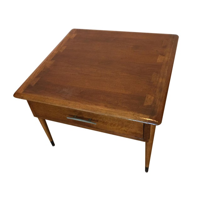 Lane Acclaim Mid Century End Table - Image 1 of 10