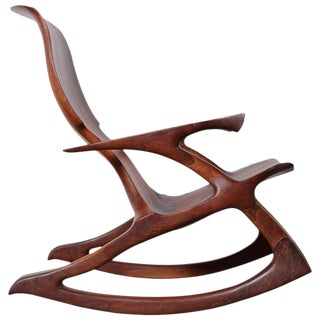 Studio Craft Rocking Chair