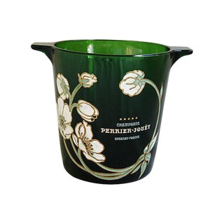 Perrier-Jouet Champagne Wine Chiller Ice Bucket