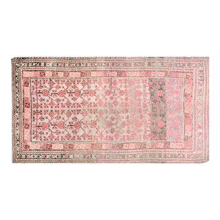 Antique Khotan Rug - 4'5″ x 8'4″