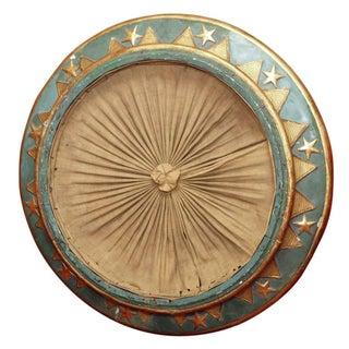 Louis XVI Parcel Gilt Bed Corona