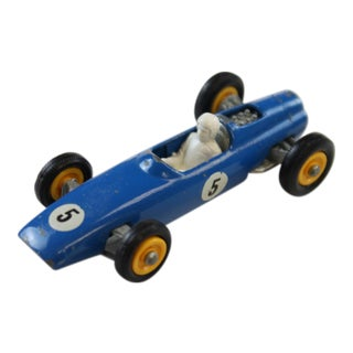 Matchbox No. 52 B.R.M. Car Figure