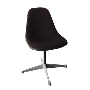 Image of Herman Miller Mid Century Swivel Chair