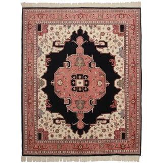 Rugsindallas Vintage Persian Heriz Style Rug