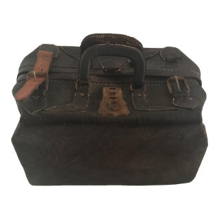 Distressed Leather Bag