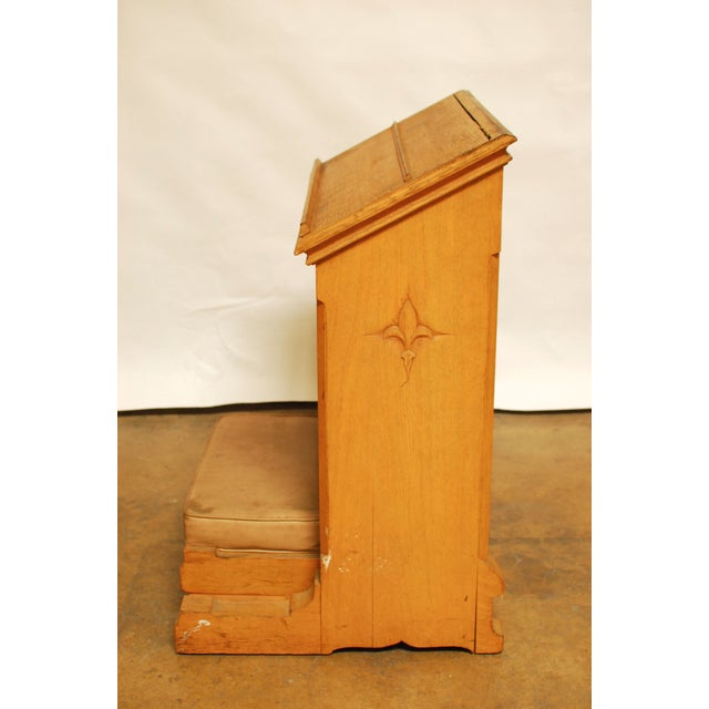 Gothic Church Pulpit Lectern - Image 4 of 6