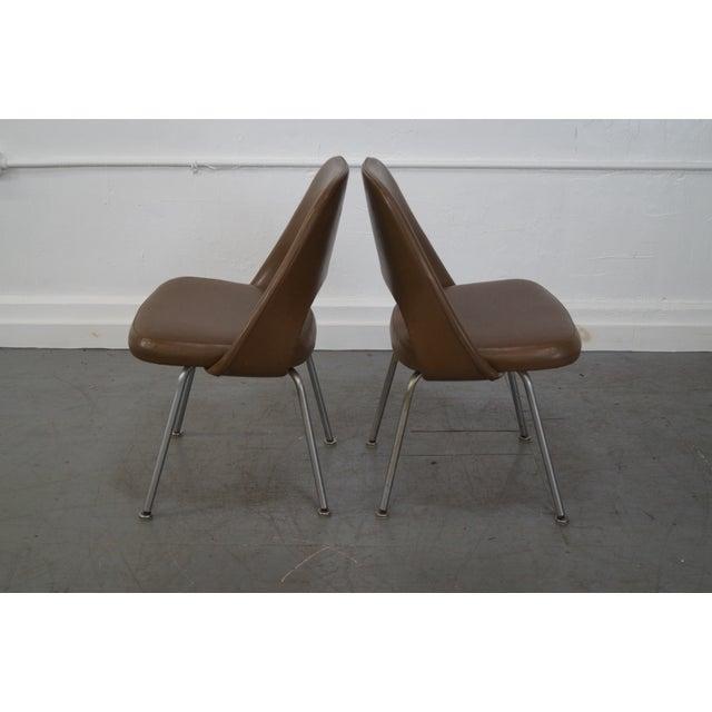 Knoll Vintage Saarinen Executive Chais - Set of 4 - Image 5 of 10