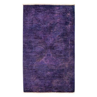 "Vibrance, Hand Knotted Area Rug - 3' 1"" X 5' 1"""