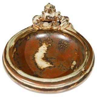 Stoneware Danish Bowl