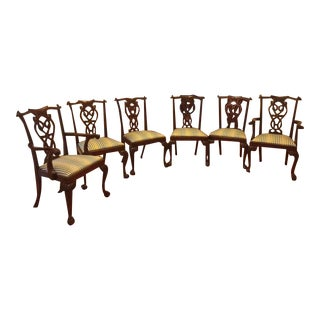 British Classic Dining Chairs - Set of 6