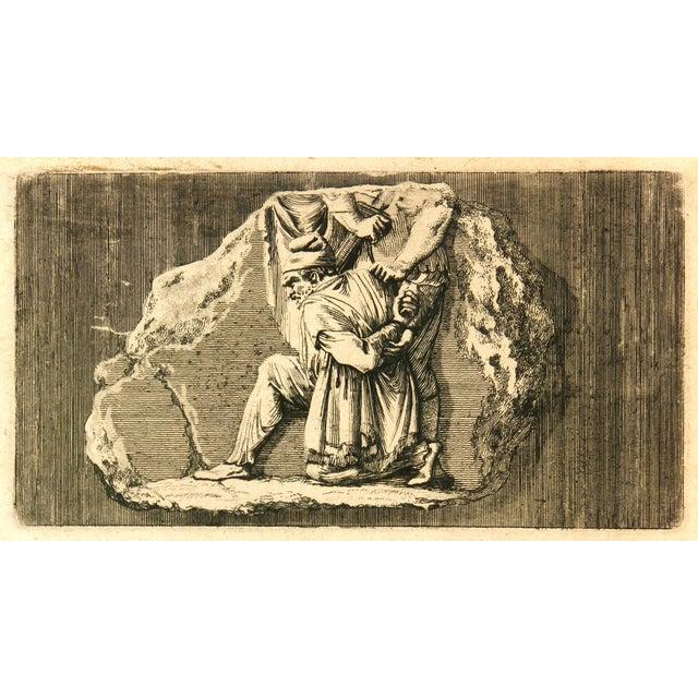 Image of Antiquities Roman Empire Engraving, C. 1750