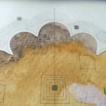 Image of Portals Abstract Painting