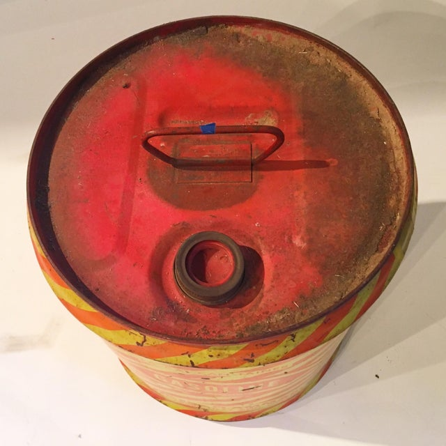 Vintage Industrial Gasoline Can - Image 4 of 4