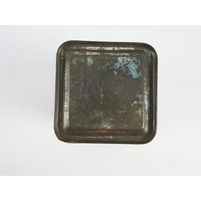 Vintage 1/2 Lb. Maxwell House Orange Pekoe Tea Tin - Image 6 of 8