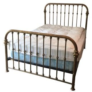 Brass Queen Bed Frame