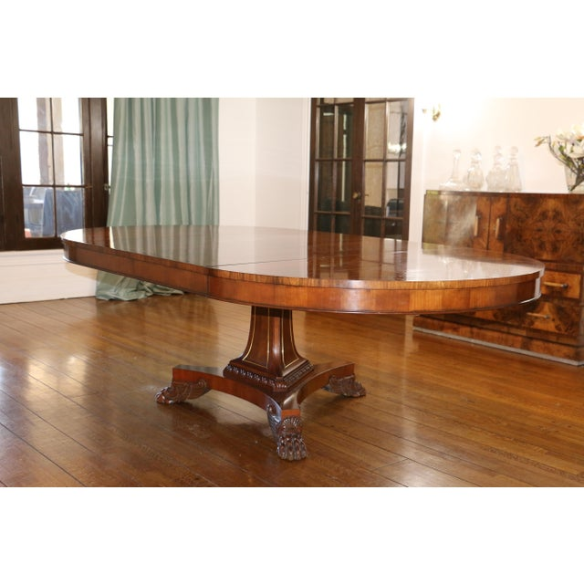 Baker Dining Room Table - Image 2 of 11