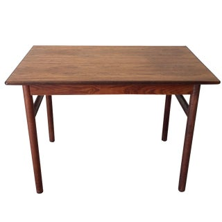 Danish Rosewood Side Table