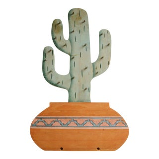Saguaro Wall Sculpture