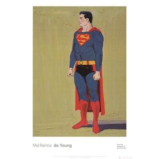 "Mel Ramos ""Superman"" 2014 Poster"