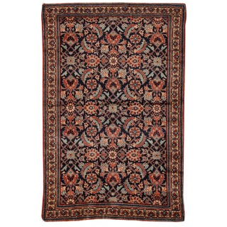 Exceptional Antique Herat Rug