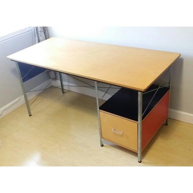 Original Eames Desk Unit From Herman Miller - Image 2 of 8