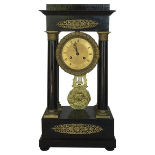 19th C. French Clock