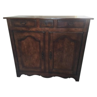 Vintage Henredon Buffet Cabinet