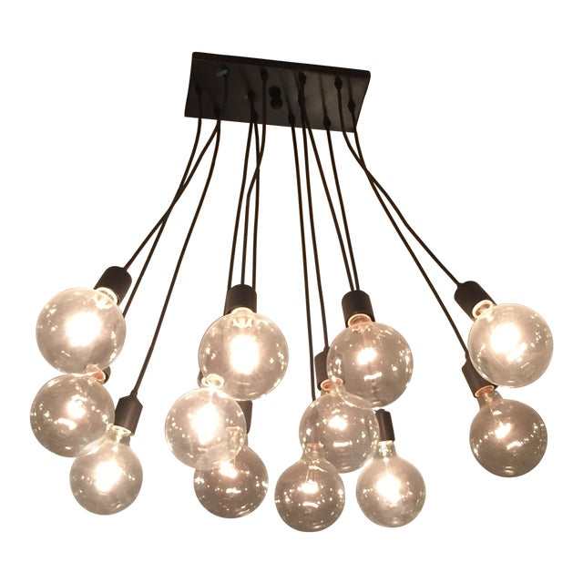 Contemporary Ceiling Light - Image 1 of 4