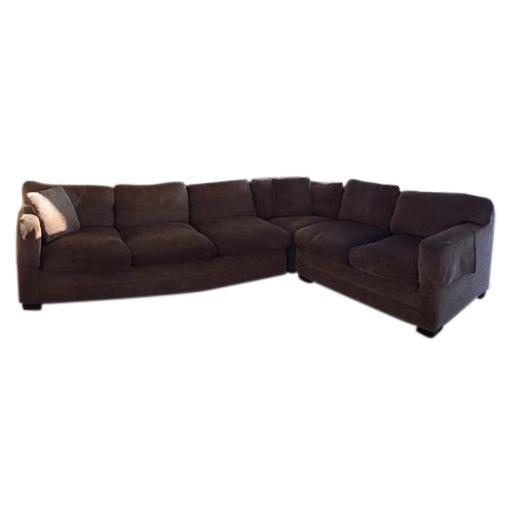 Custom Made Sectional Sofa Chairish