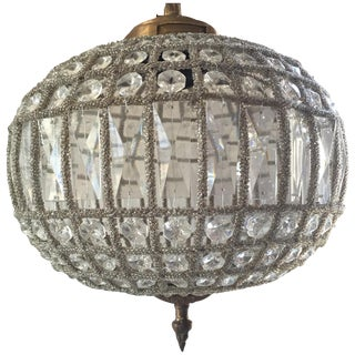 Petite Sphere Ball Chandelier