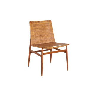 Wicker Desk Chair